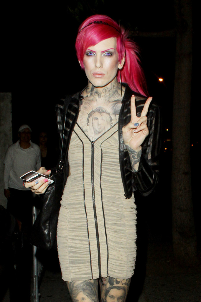 Pin Jeffree Stars Chest Piece Is My Favorite Tattoo That Has Ever Been ...