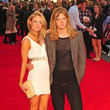 """Fredrik Ferrier Jenna-Louise Coleman attending the premiere of """"Titanic 3D"""" held at the Royal Albert Hall in London"""
