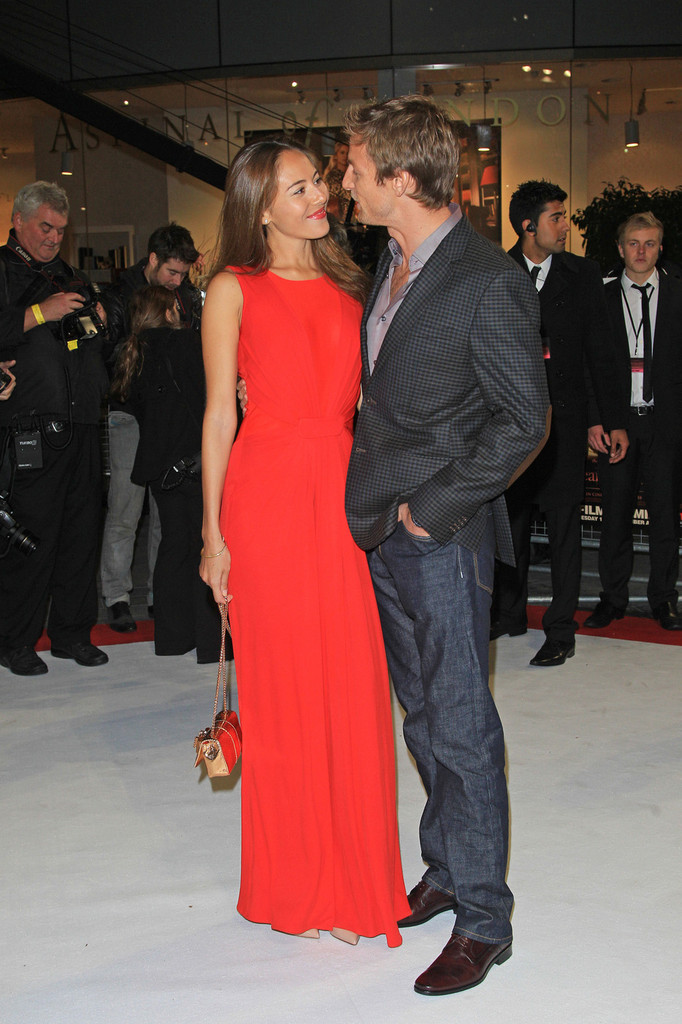 Jenson button dating history 4