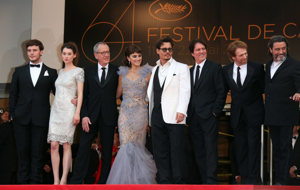 """The """"Pirates of the Caribbean - On Stranger Tides"""" Premiere []"""