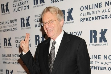 Jerry Springer Celebs at the Ripple of Hope Gala