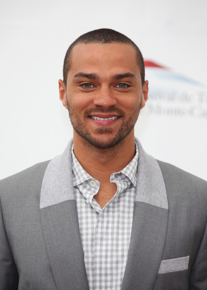 "Jesse Williams ""Grey's Anatomy"" heartthrob Jesse Williams hits the red carpet at the 51st Monaco Television Festival."