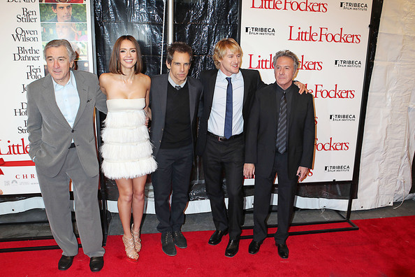 jessica alba little fockers blue dress. Jessica Alba In Little Fockers