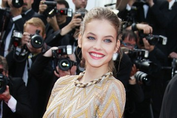 Barbara Palvin Celebs at the 'Lawless' Premiere in Cannes