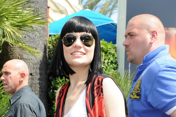 Jessica Ellen Cornish Jessie J Performs in Cannes