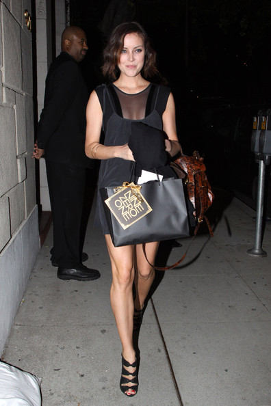 Jessica stroup leaves the nine zero one salon zimbio for 2 the nines salon