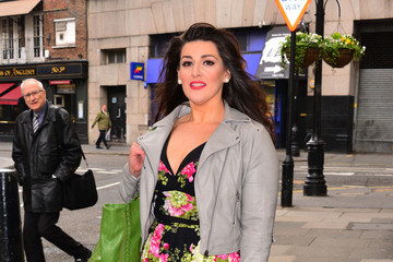 Jodie Prenger Theatre Royal Re-Opens in London
