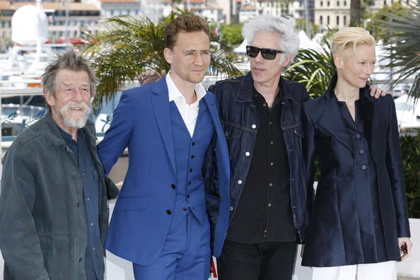 'Only Lovers Left Alive' Photo Call in Cannes