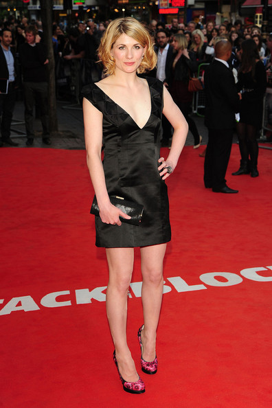 jodie whittaker height