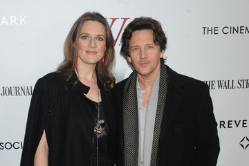 Dolores Rice Celebs at the Premiere of 'W.E' in NYC