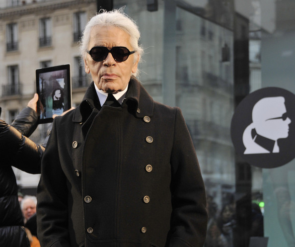 Attention Karl Lagerfeld Fanatics: Karl to Open a 'World of Karl' Boutique in Paris
