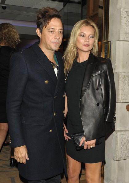 Kate Moss and Jamie Hince Out in London — Part 2