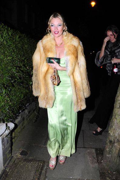 Kate Moss Kate Moss and Pulp frontman Jarvis Cocker attend the same dinner party in north London. Big-spending supermodel Moss arrived at 8pm carrying a box of After Eight mint chocolates (retail price roughly $2.40) for her host. She left at around 11.30pm.