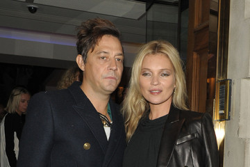 Kate Moss Kate Moss and Jamie Hince Out in London — Part 3