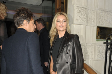 Kate Moss Kate Moss and Jamie Hince Out in London — Part 2
