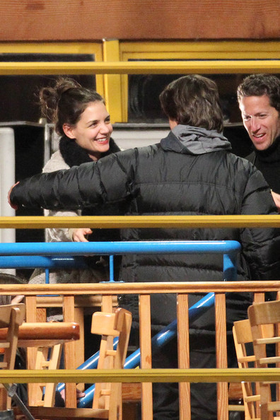 tom cruise and katie holmes 2011. Katie Holmes Thursday 3 March