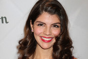 Nikki Yanofsky attends the 17th annual Keep Memory Alive 'Power of Love Gala' benefit for the Cleveland Clinic Lou Ruvo Center for Brain Health celebrating the 80th birthdays of Quincy Jones and Sir Michael Caine at the MGM Grand Hotel and Casino in Las Vegas.