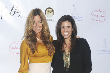 Cindy Barshop Kelly Bensimon at Completely Bare Salon