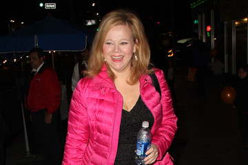 """Caroline Rhea Arrivals at the """"Cracked Christmas"""" Event"""