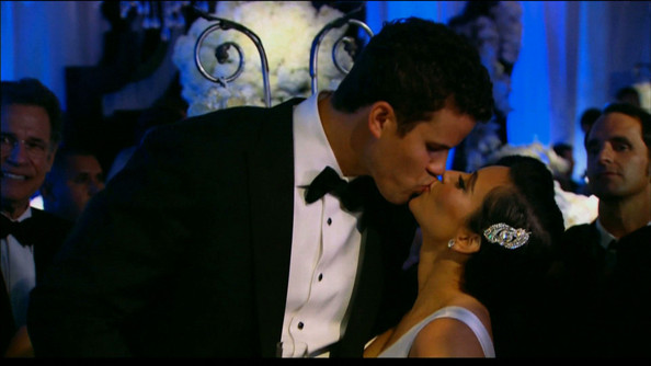 Kim Kardashian and Kris Humphries - Inside Kim Kardashian's Wedding
