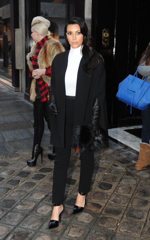 Kim+Kardashian in Kim Kardashian in Paris
