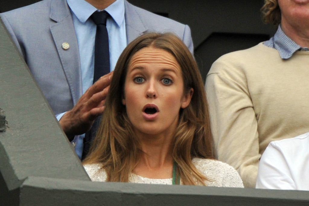 Kim+Sears+Andy+Murray+v+Tommy+Robredo+6j