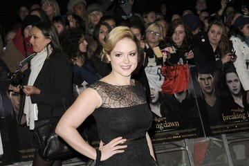 Kimberley Nixon 'The Twilight Saga: Breaking Dawn - Part 2' Premiere in the UK