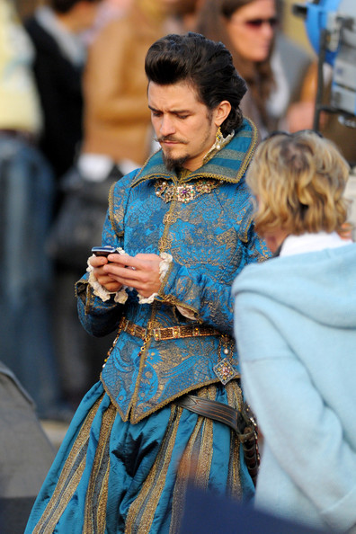 Orlando Bloom Knight