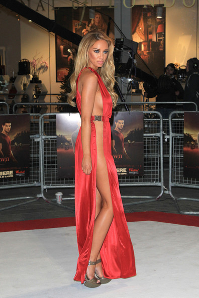 Sexy Lauren Pope Pictures ('Breaking Dawn' Premiere) - Lauren Pope ...