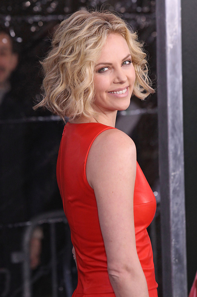 Charlize Theron and Ot...