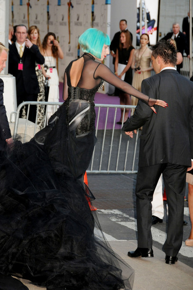 lady gaga 2011 cfda. Lady Gaga at the 2011 CFDA