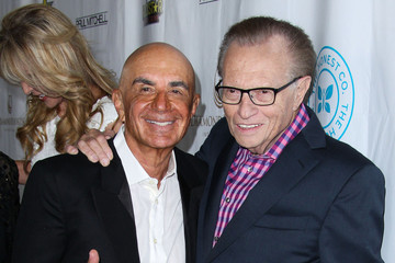 Larry King Stars at the Brent Shapiro Foundation: The Summer Spectacular in Beverly Hills