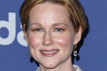 Laura Linney Arrivals at the Crystal + Lucy Awards — Part 2