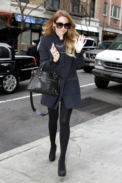 Lauren Conrad - Lauren Conrad Visits 'Wendy Williams' in NYC 3