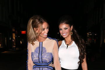 Lauren Pope Chloe Sims Chloe Sims and Lauren Pope Enjoy a Late Night Out