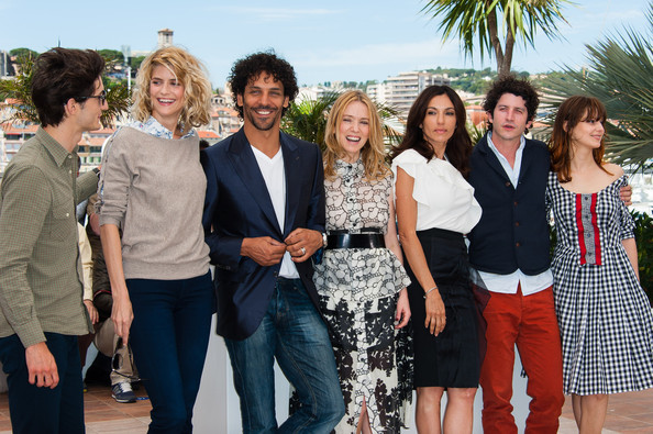 'Jeunes Talents Adami' Photo Call in Cannes []