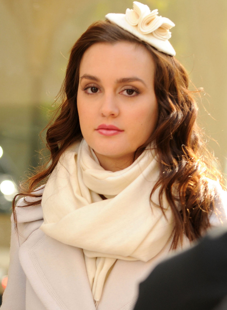 Blair Waldorf Bridal Shower Makeup