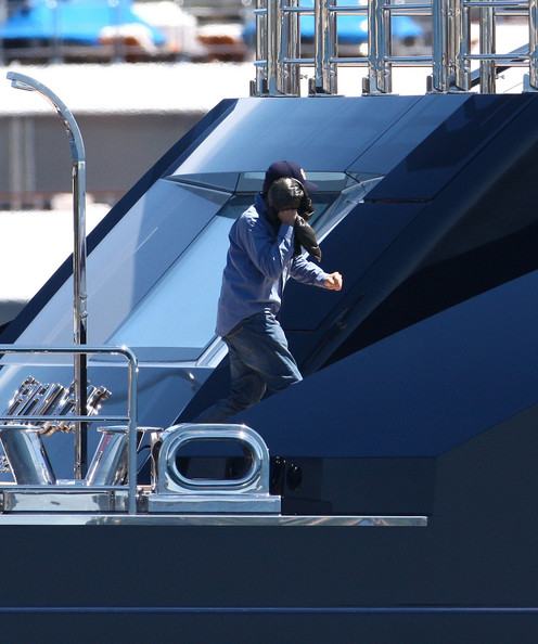 steven spielberg yacht photos. meet Steven Spielberg and