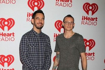 Linkin Park Celebs at the iHeartRadio Music Festival