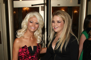 Lorna Fitzgerald Celebs Leave the TV Choice Awards — Part 2