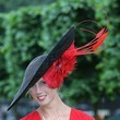 Louise Black Ladies Day at the Royal Ascot Racecourse — Part 4