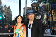 "Susan Montford & Don Murphy arrive at the ""Real Steel"" UK Premiere in London's Empire Leicester Square. The film about robot boxing in the future will feature Hugh Jackman, Evangeline Lilly and Kevin Durand."