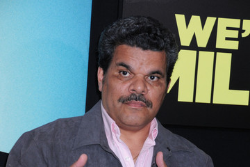 Luis Guzman Stars Attend the Premiere of 'We're The Millers' in New York City