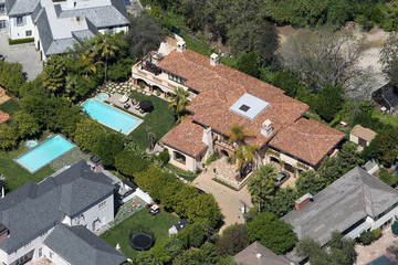 Billy Ray Cyrus MIley Cyrus' Home