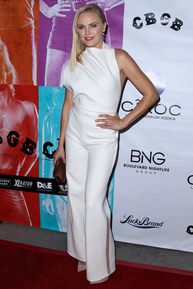 Malin Akerman - 'CBGB' Premieres in LA — Part 2