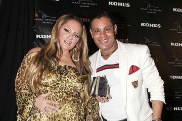 Sonia Sosa Marc Anthony at the Viceroy in Miami