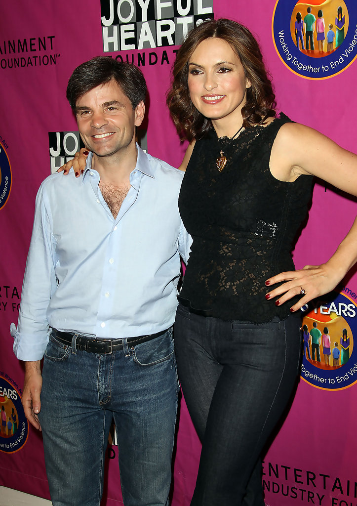 George stephanopoulos pictures celebs at the 2010 joyful heart