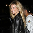 Griffin Guess Marisa Miller and Her Husband Leave Katsuya