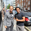 Oritse Williams Marvin Humes Photos
