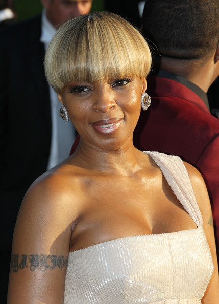 Mary j blige nude pics
